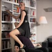 Martina Hill sex scene