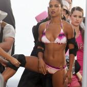 Megalyn Echikunwoke bikini