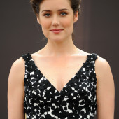 Megan Boone braless