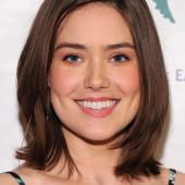 Megan Boone smile