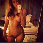 Megan Strand topless