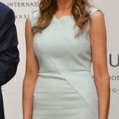 Melania Trump nude