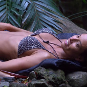 Melanie Sykes I M A CELEBRITY GET ME OUT OF HERE