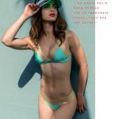 Melissa Barrera bikini