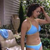 Melissa Fumero bikini