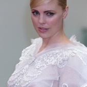 Melissa George nipples