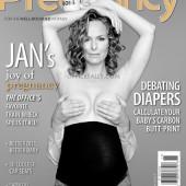Melora Hardin pregnant