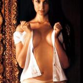 Mia Kirshner nude