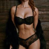 Micaela Schaefer lingerie