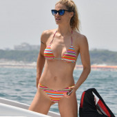 Michelle Hunziker body