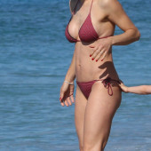 Michelle Hunziker hot