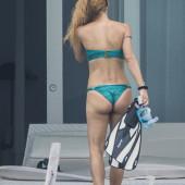 Michelle Hunziker koerper