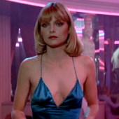 Michelle Pfeiffer braless