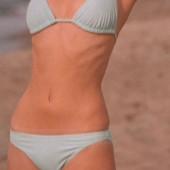 Michelle Trachtenberg bikini