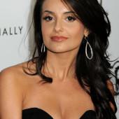 Mikaela Hoover cleavage