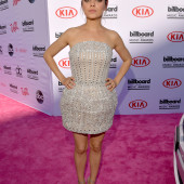 Mila Kunis high heels