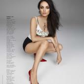 Mila Kunis legs