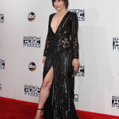 Milla Jovovich oops