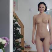 Mimi Fiedler nude scene