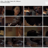 Ming-Na Wen sex scene