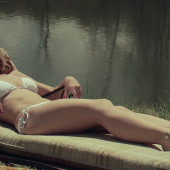 Minka Kelly bikini scene