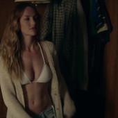 Minka Kelly sexy scene