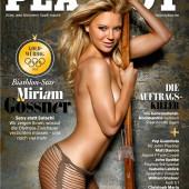 Miriam Goessner nackt im playboy