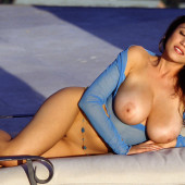 Miriam Gonzalez topless