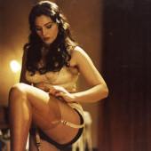 Monica Bellucci lingerie