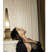 Monica Bellucci see through