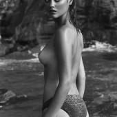 Montana Cox topless