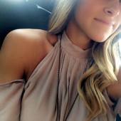 Morgan Zerkle selfie