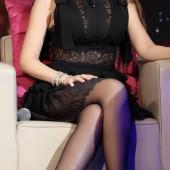Myriam Fares stockings