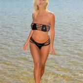 Nadeea Volianova bikini