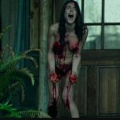 Nadine Crocker nude scene