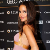 Nadine Vinzens sexy