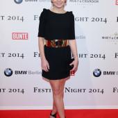 Nadine Warmuth high heels