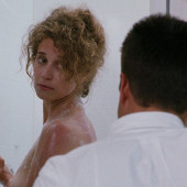 Nancy Travis topless