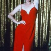 Nancy Travis young