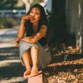 Naomi Sequeira feet