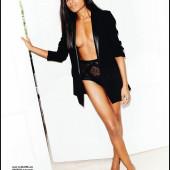 Naomie Harris topless