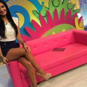 Natalia Alvarez legs