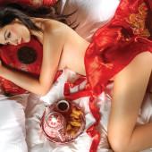 Natalie Glebova naked
