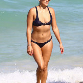 Natalie Martinez beach