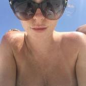 Natasha Hamilton nude selfie