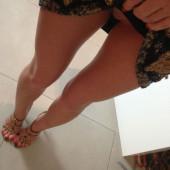 Natasha Hamilton pantyless