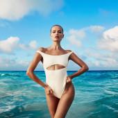 Natasha Poly swimsuit