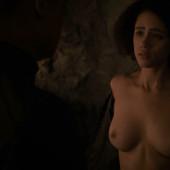Nathalie Emmanuel topless scene