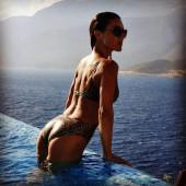 Nazan Eckes bikini
