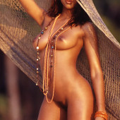 Neferteri Shepherd playboy photos